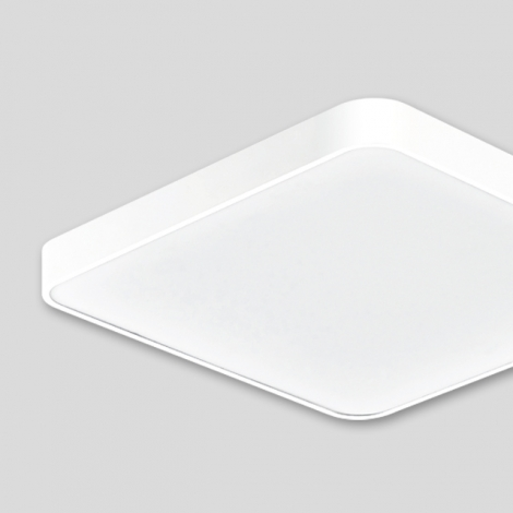 LED 거실 2등 50W (뉴시스템시리즈-알루미늄) KS