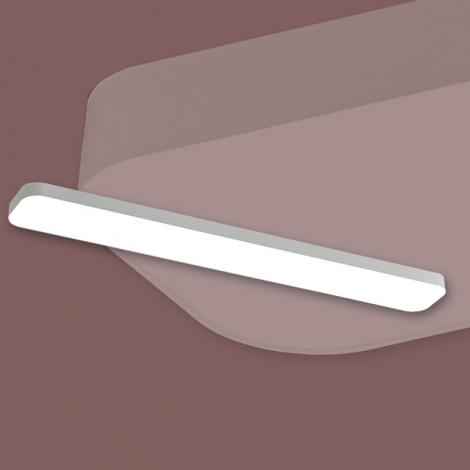 LED 시스템사출 주방2등 50W (국산/KC) (1190*160*80) 6500K