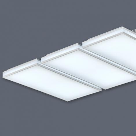 LED 심플라인 거실6등 150W (국산/KC) (1130*700*90) 6500K