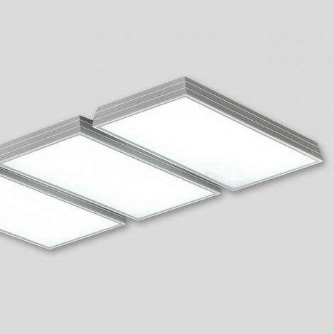 LED 투라인 방등 50W (국산/KS) (492*492*80) 6500K