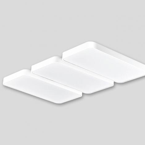 LED 시스템 거실6등 150W (알루미늄) (국산/KS) (1120*698*85) 6500K