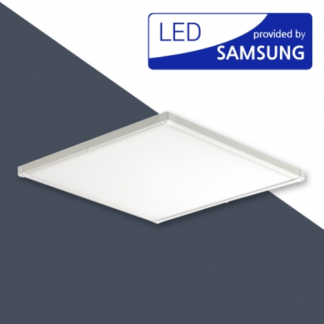 LED 슬림엣지 평판등 40W (540*540) (국산 삼성칩/KS)