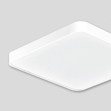 LED 시스템 방등 50W (알루미늄) (국산/KS) (500*500*85) 6500K