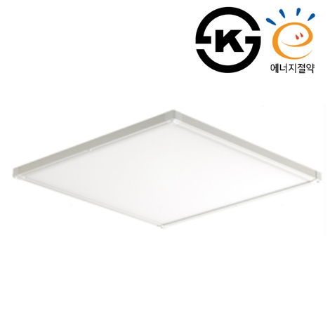 LED 슬림엣지 평판등 50W (640*640*25) 고효율