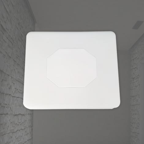LED UFO 사각 직부등 18W KC