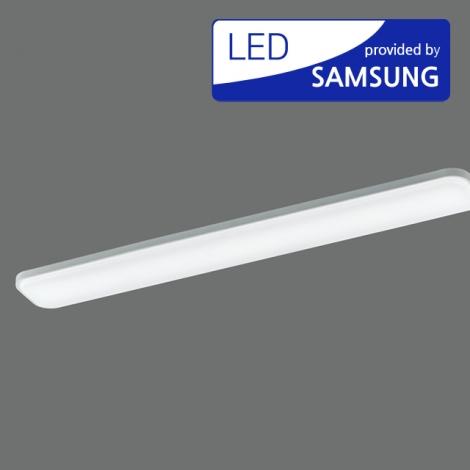 LED 뉴 엠보 주방2등 50W (국산/KC) (1185*165*60) 6500K