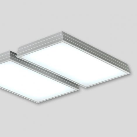 LED 투라인 거실4등 100W (국산/KS) (735*700*85) 6500K