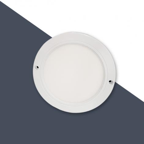 LED 원형엣지직부등 8인치 20W KS