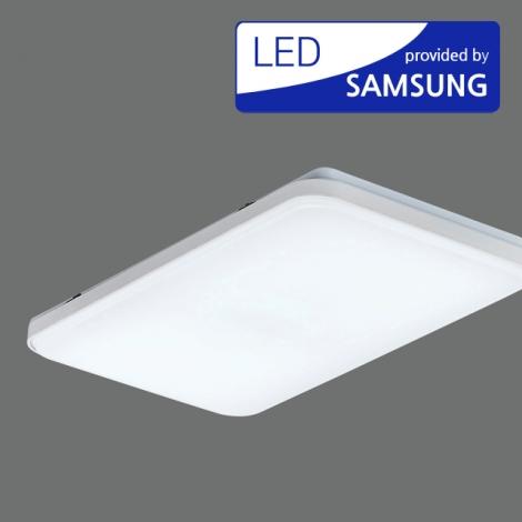 LED 뉴 엠보 거실2등 50W (국산/KC) (355*655*60) 6500K